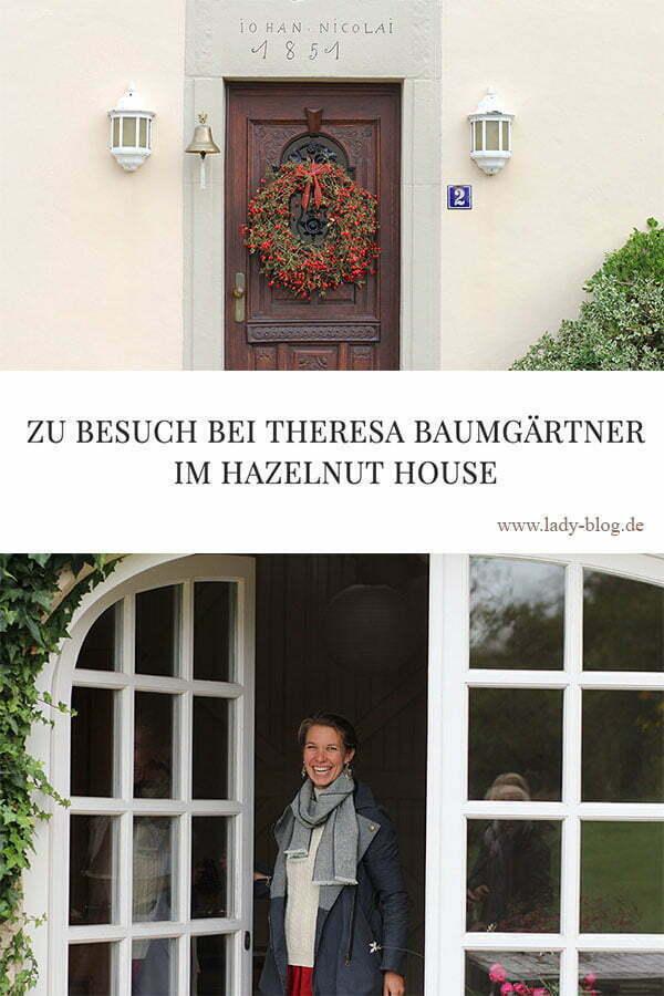 Zu Besuch bei Theresa Baumgärtner