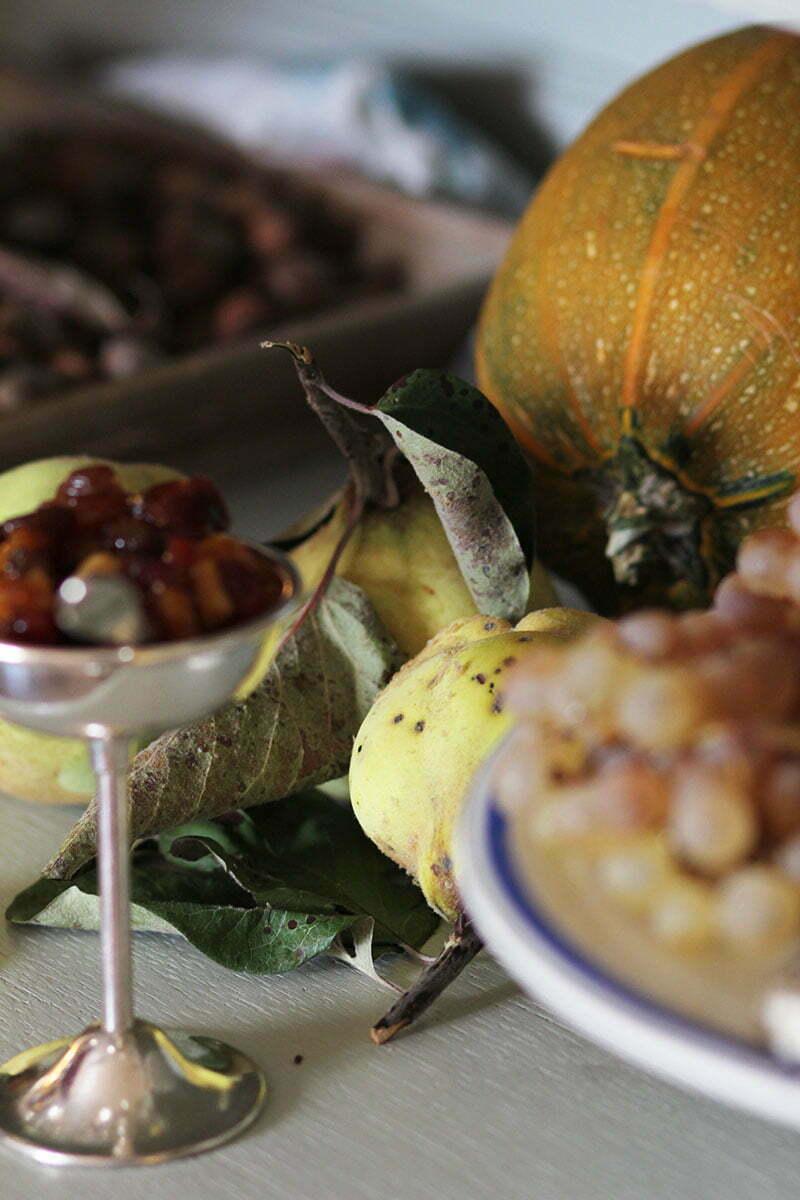 Theresas Küche: Apfelchutney