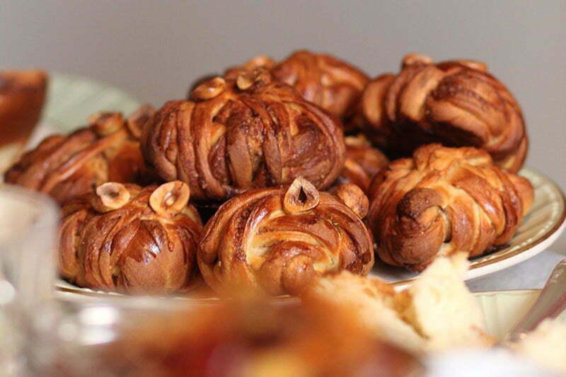Schwedische Cinnamon Buns von Theresa Baumgärtner