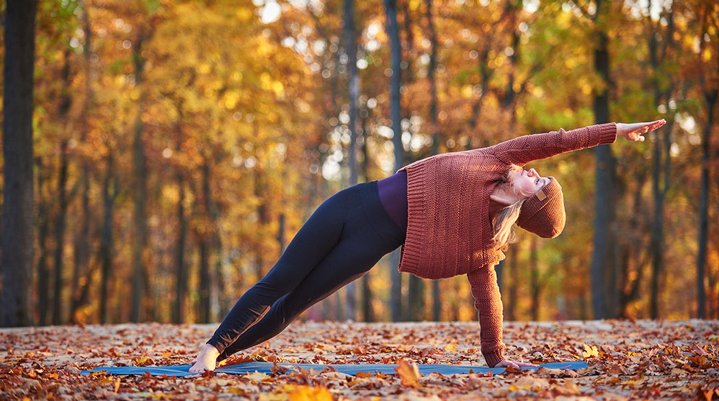 Outdoor-Yoga: Ideen & Tipps um Kraft zu tanken