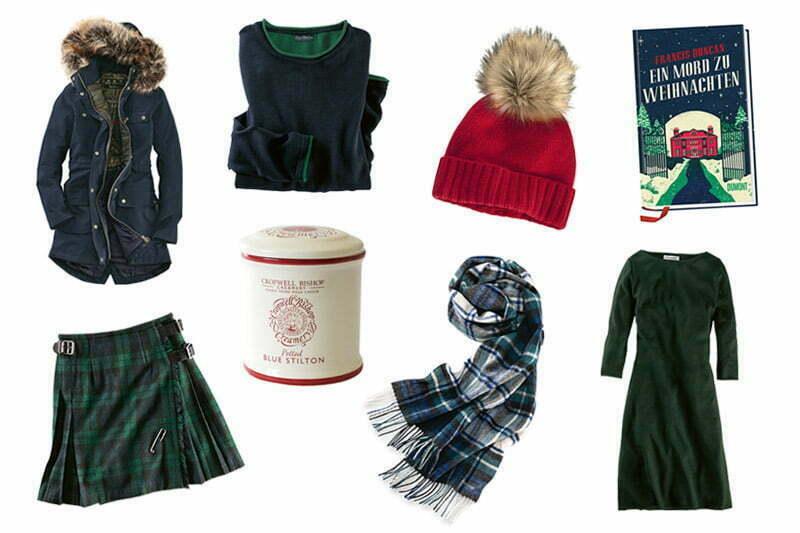 THE BRITISH SHOP Geschenketipps für Damen