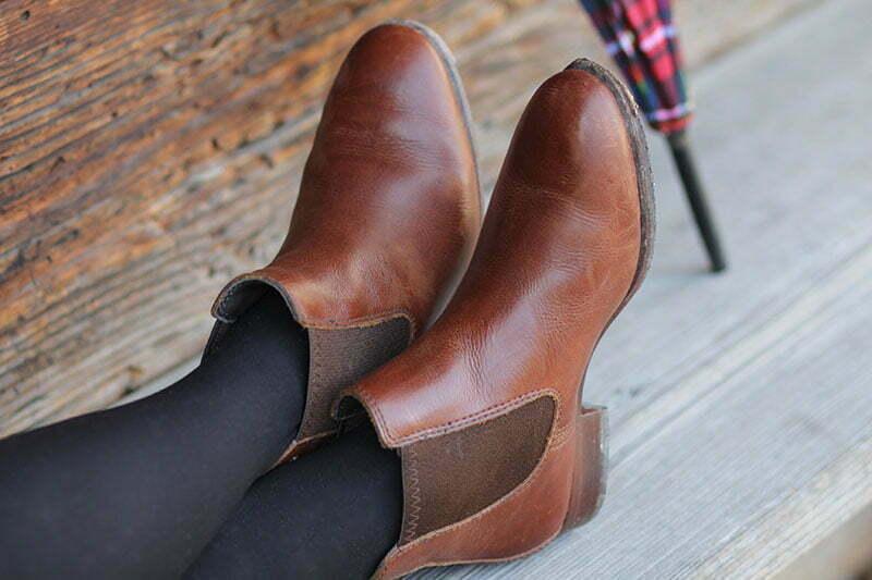 """Chelsea Boots """"Cork"""" von Dubarry of Irland"""
