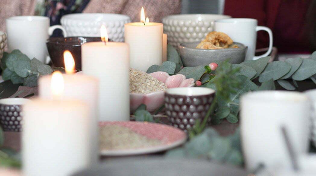 Salonettegirls: 10 Tipps für eine entspannte Weihnachtszeit