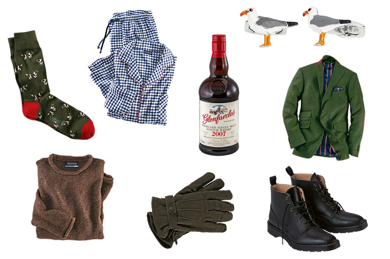 THE BRITISH SHOP Geschenketipps für Herren