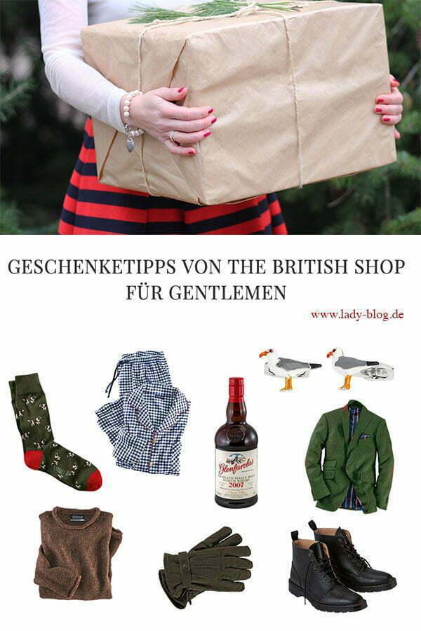Geschenketipps für Gentlemen