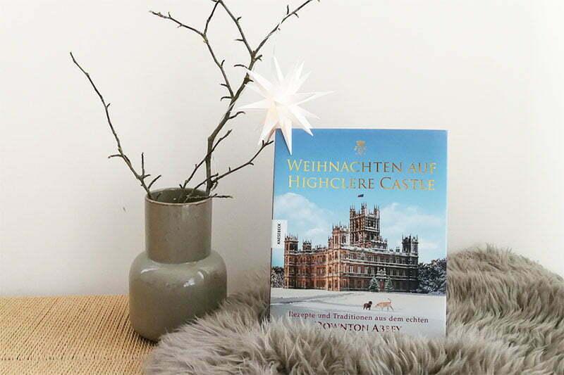 Weihnachten auf Highclere Castle, dem echten Downton Abbey