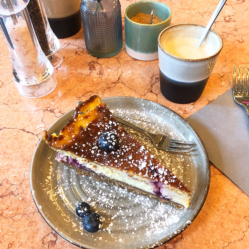 München Café-Tipp: Marys Coffee Club in der Türkenstraße