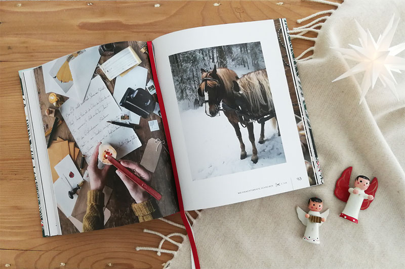Theresa Baumgärtner Weihnachtsbuch