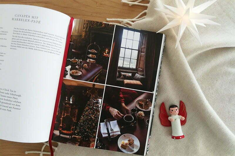 Das Weihnachtsbuch von Theresa Baumgärtner