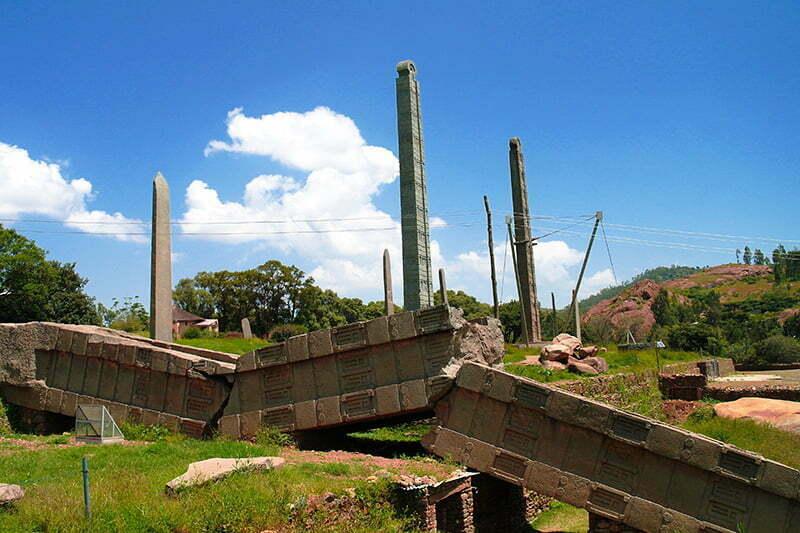 Nord-Äthiopien Tipp: Der Stelenpark von Axum