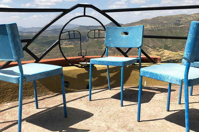 Nord-Äthiopien Tipps: Das Restaurant Ben Abeba