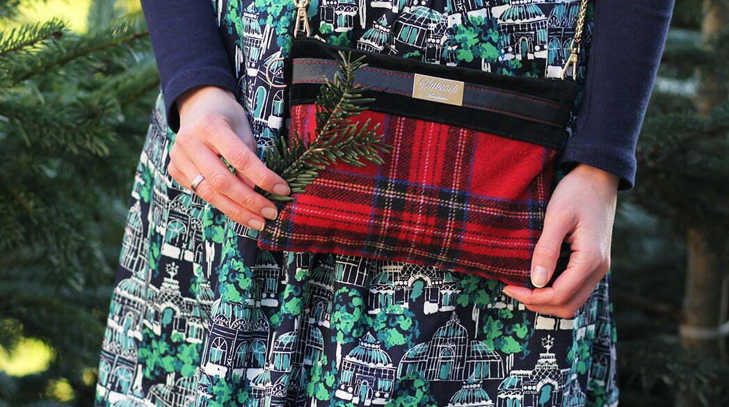 Binis Look: Mein Heiligabend-Outfit mit Stilstück