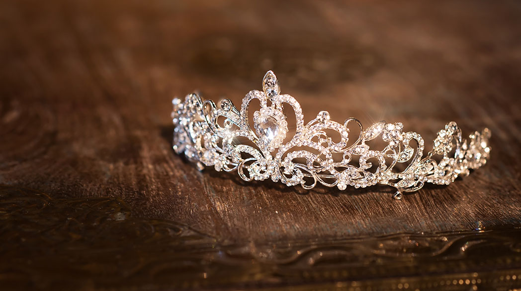 Ein Diadem zur Hochzeit – geht oder geht nicht?