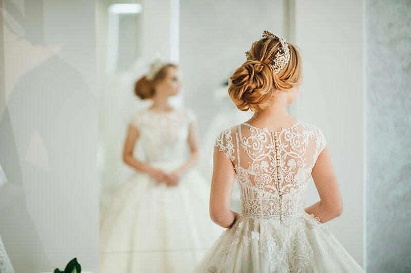 Ein Diadem zur Hochzeit - geht oder geht nicht?