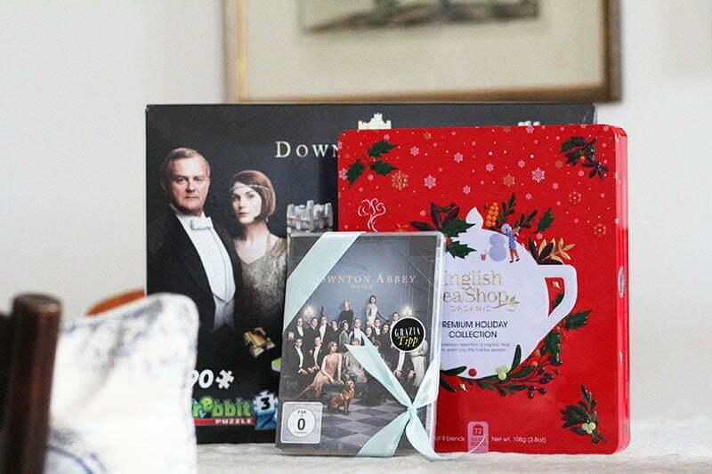 Downton Abbey Gewinnspiel
