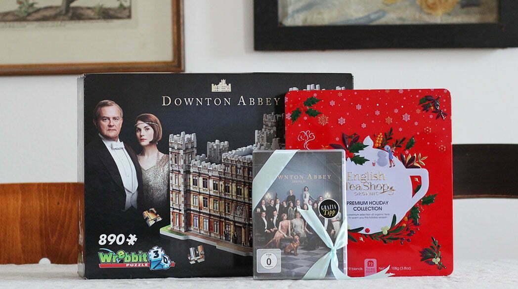 Downton Abbey: Gewinnt ein Fanpaket mit Film, Tee & Puzzle!