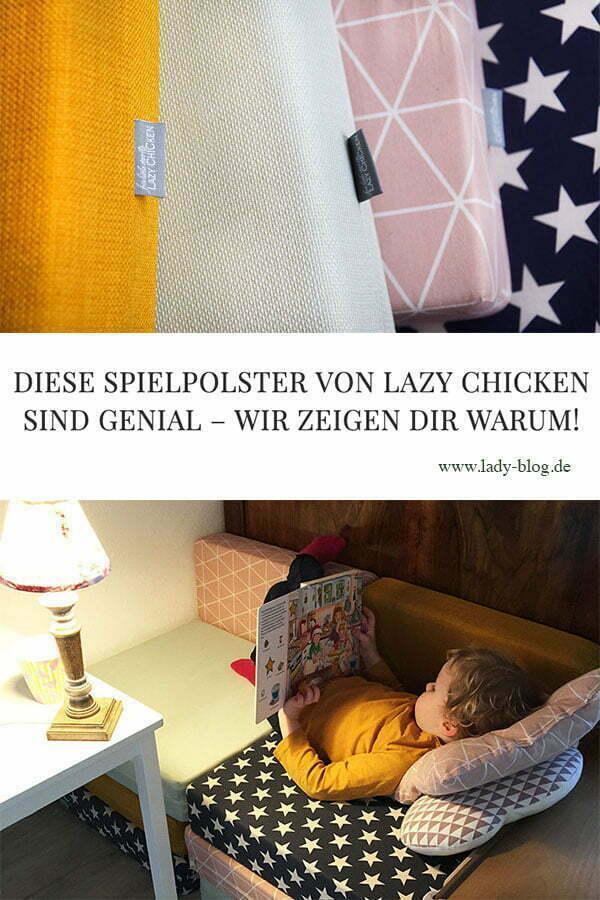 Spielpolster von Lazy Chicken
