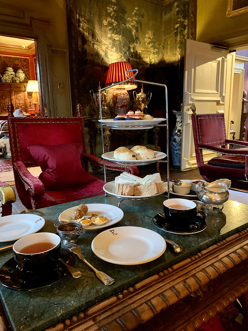 Prestonfield House: Die schönste Tea Time in Edinburgh