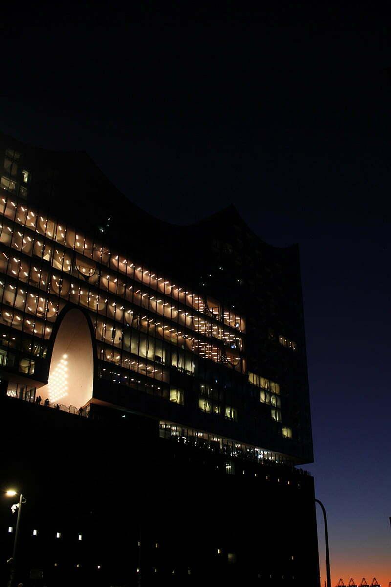Silvesterkonzert in der Elbphilharmonie