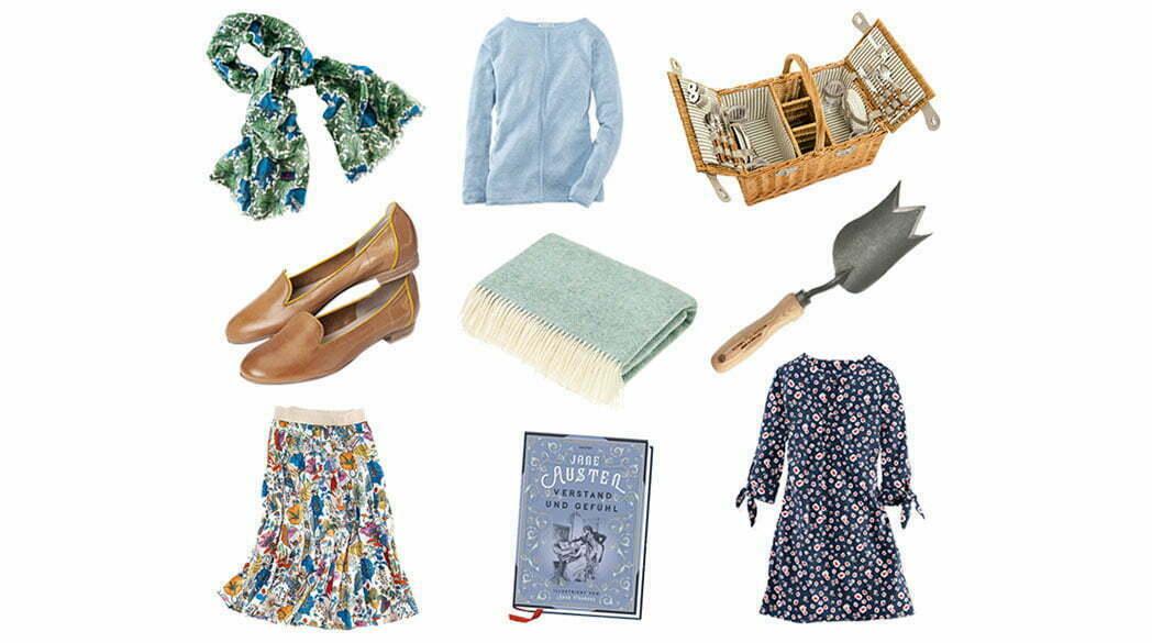 The British Shop: Meine Frühjahrshighlights 2020