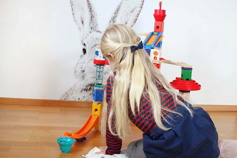 Hape Quadrilla: Eine Kugelbahn nicht nur für Kinder!