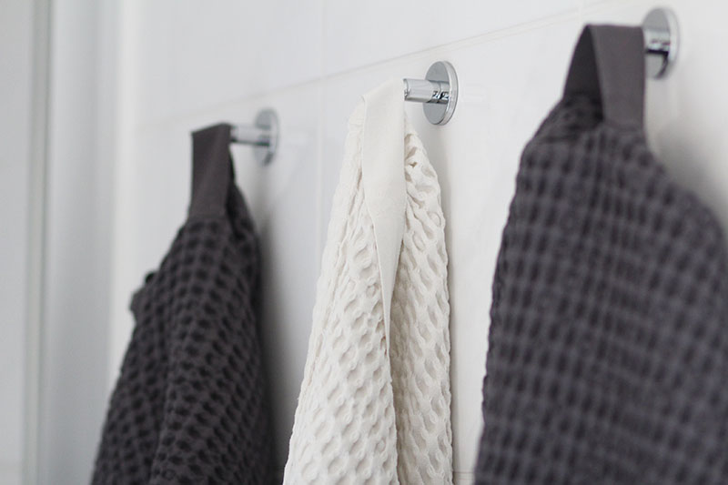 Erfahrungen mit den Handtüchern von The Organic Company