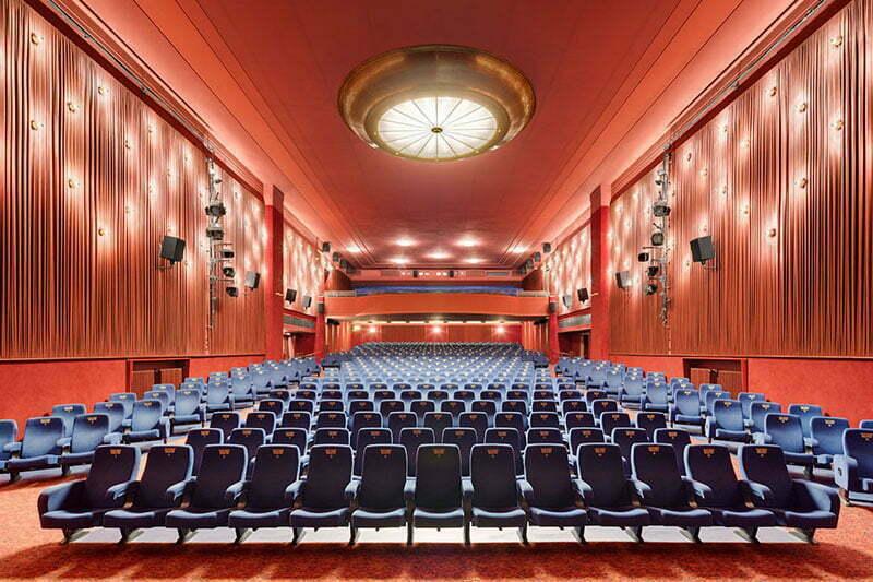 West-Berlin Tipp: Das Kino Delphi Palast