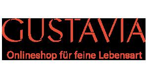 Logo von Gustavia - Der Onlineshop für feine Lebensart