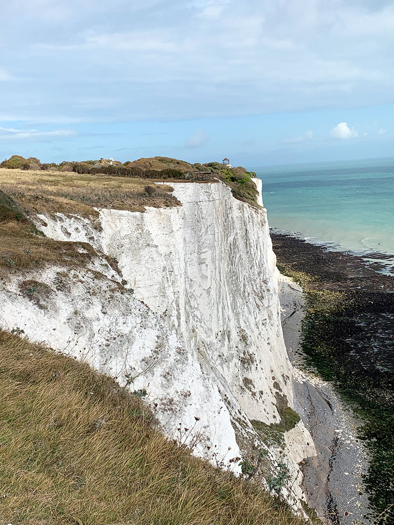 Kent-Tipps: Die White Cliffs of Dover