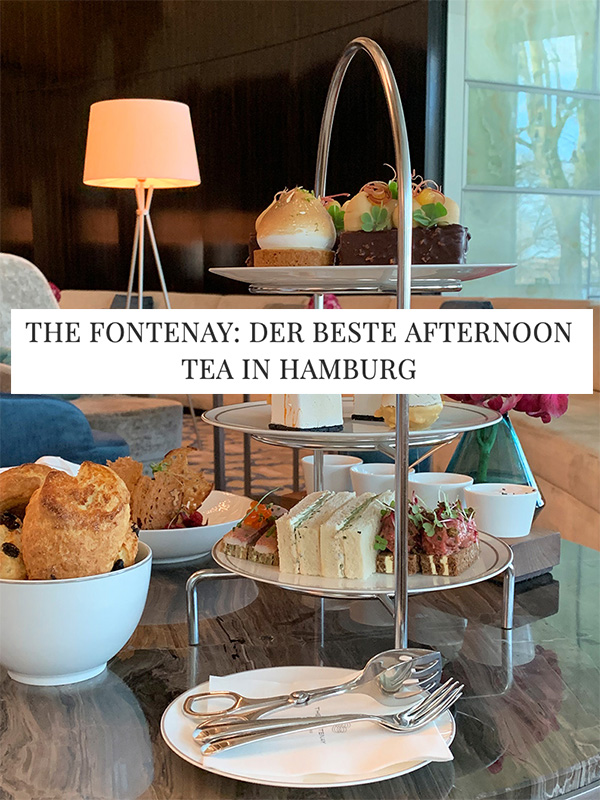Afternoon Tea im The Fontenay