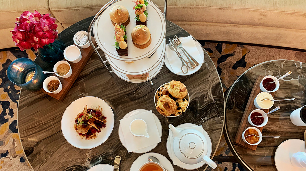 The Fontenay: Der beste Afternoon Tea in Hamburg