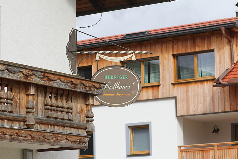 Heuriger Wastlbauer Mattsee