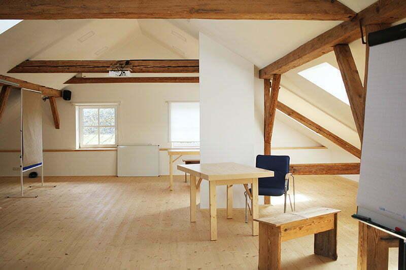 Wastlbauer Mattsee: Seminarraum