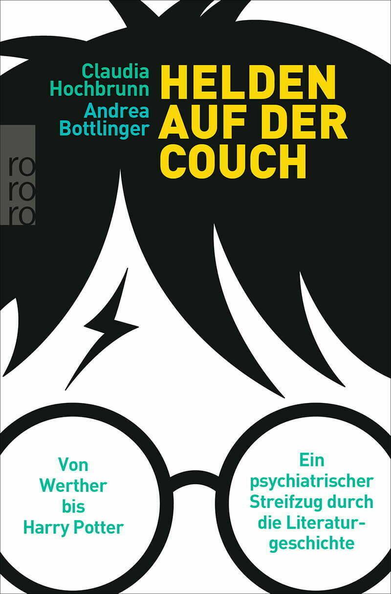 Claudia Hochbrunn und Andrea Bottlinger: Helden auf der Couch
