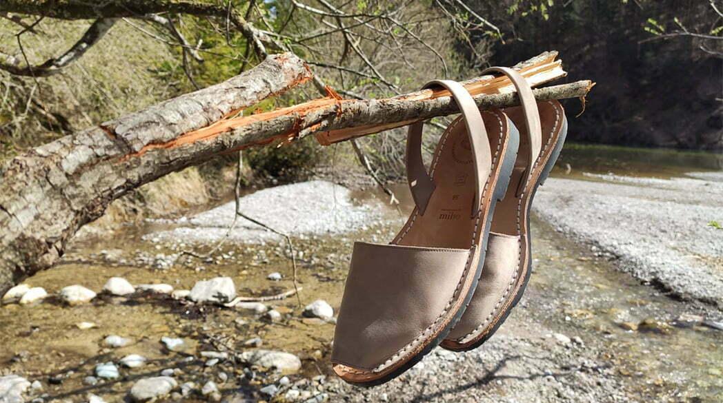 Avarcalove: Schuhe aus Menorca