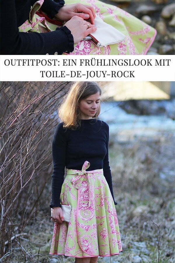 Toile De Jouy Wickelrock