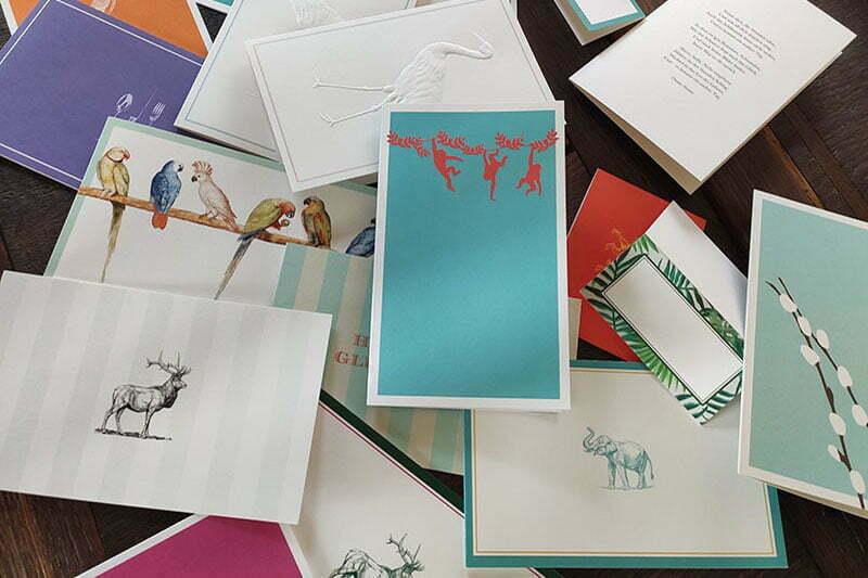 Postkarten von Rabe von Pappenheim Druck