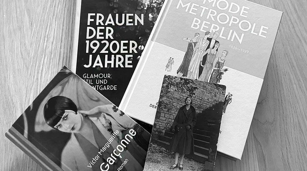 #Stayathomereadabook: Drei Bücher über die Zwanziger Jahre