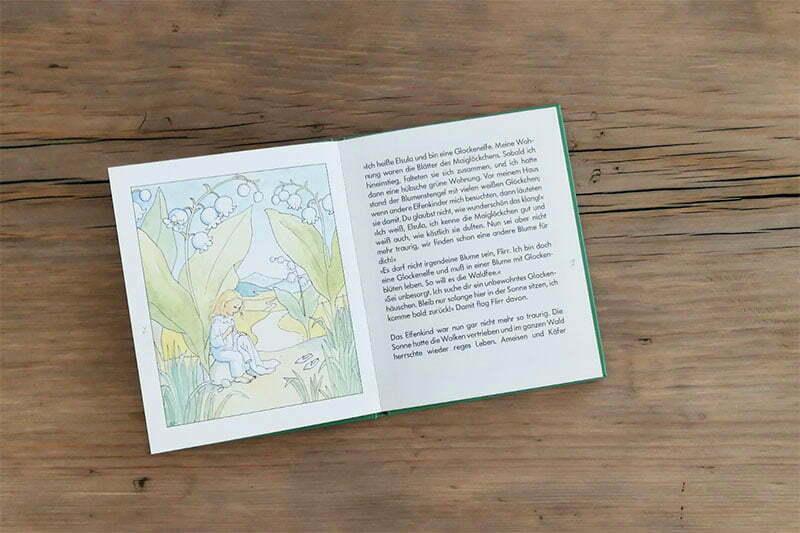 Kinderbuch-Klassiker bis 6 Jahren: Ida Bohatta - Die Glockenelfe