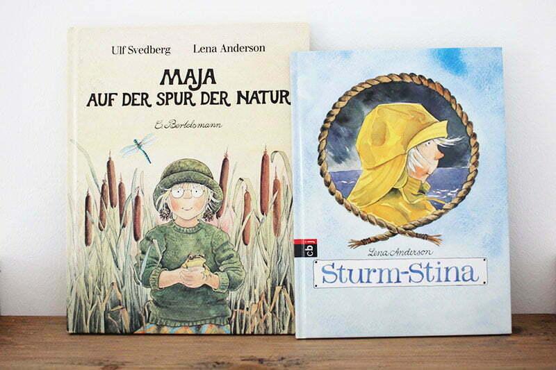 Kinderbuch-Klassiker bis 6 Jahren: Lena Anderson - Sturm Stina, Maja