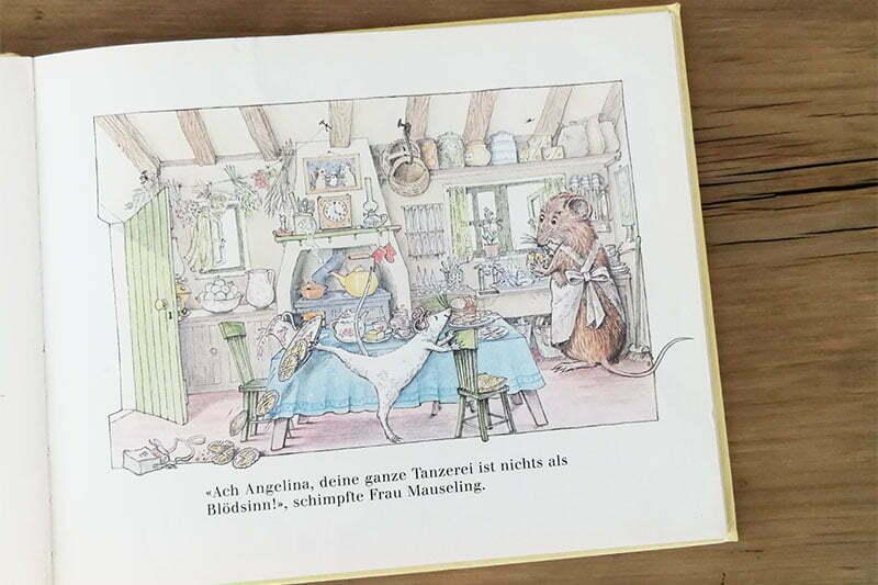 Kinderbuch-Klassiker bis 6 Jahren: Katharine Holabird - Angelina Ballerina