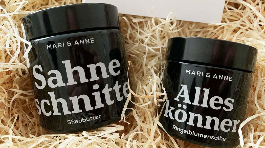 Mari&Anne: Naturkosmetik ohne Plastik, denn: weniger ist mehr!