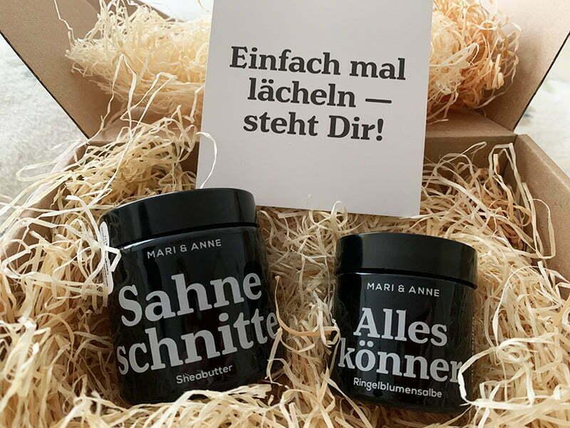 Mari&Anne: Naturkosmetik-Produkte ohne Plastik