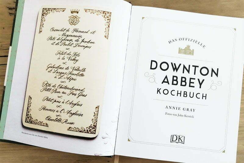 Annie Gray: Das offizielle Downton Abbey Kochbuch