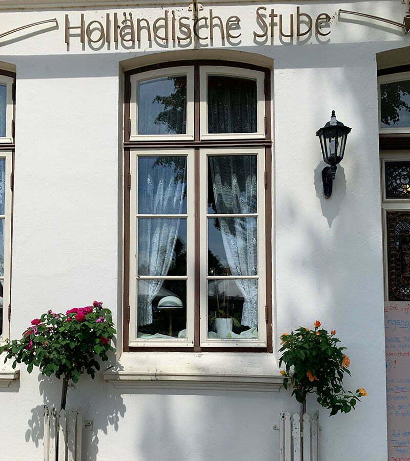 Friedrichstadt Restaurant-Tipp: Die Holländische Stube