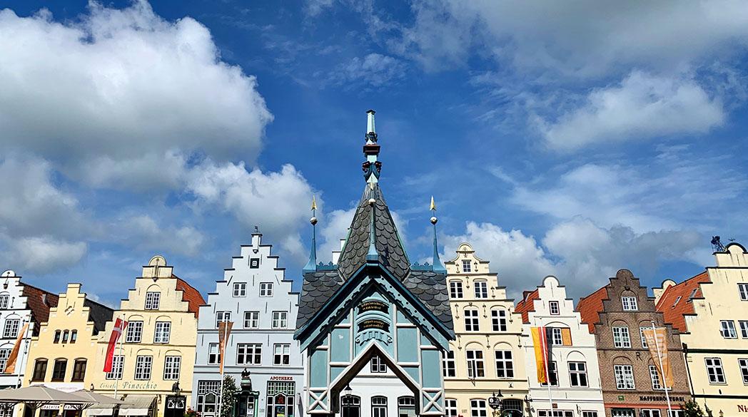Urlaub in Deutschland: 5 Tipps für Friedrichstadt in Nordfriesland