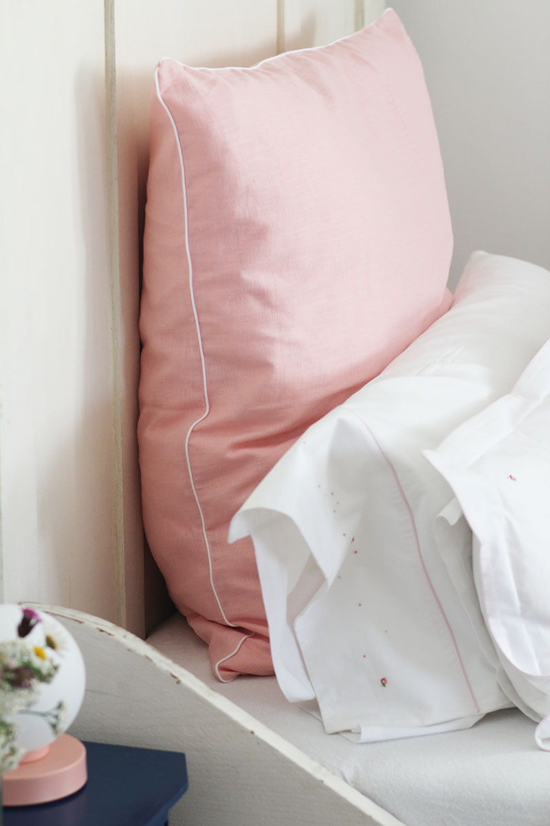 Malaika Linens: Bettwäsche aus Ägypten