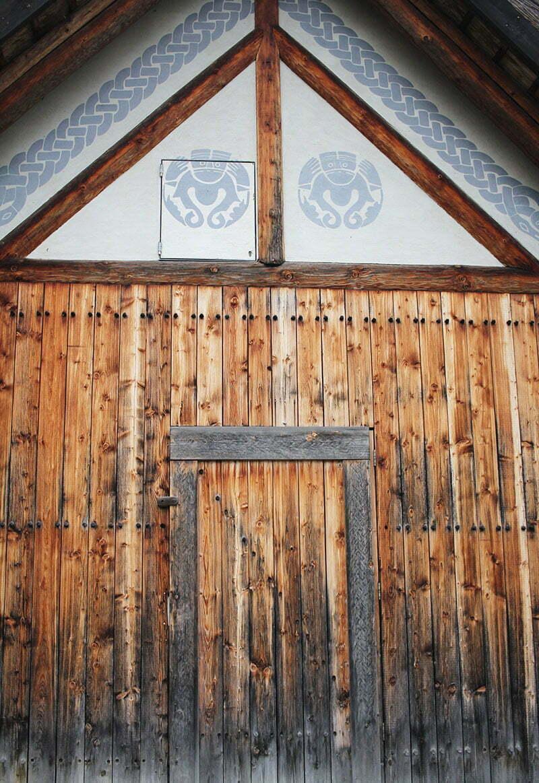 Sehenswürdigkeiten am Mattsee: Das Bajuwarengehöft