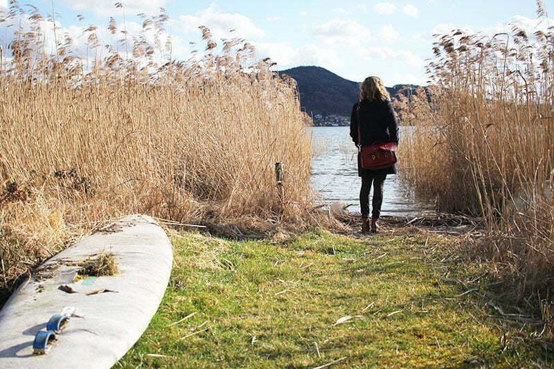 Urlaub am Mattsee: Spaziergang um den Mattsee