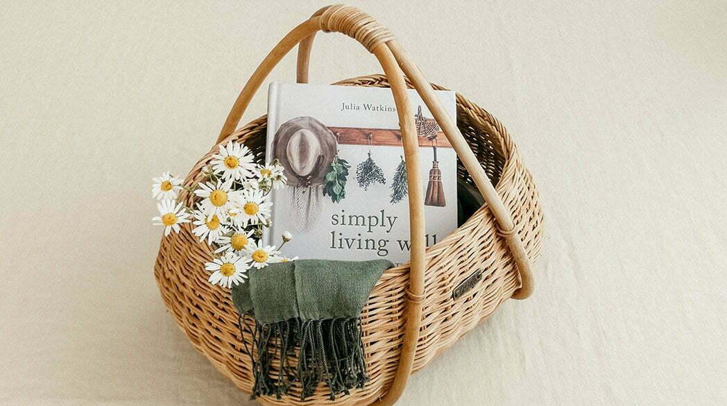 Simply Living Well: Das neue Buch von Instagramerin Julia Watkins